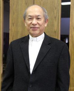 Rev. James Chi 紀元訓 牧師